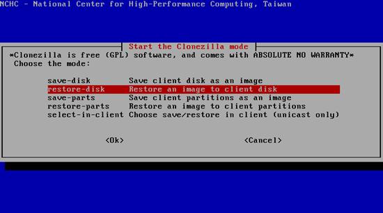 Clonezilla DRBL Tutorial for Debian 6 0 1 and Ubuntu 10 10